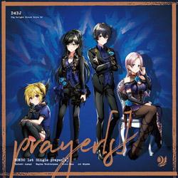 ブシロードミュージック 燐舞曲 / prayer[s] Blu-ray付生産限定盤