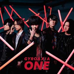 インディーズ GYROAXIA/ GYROAXIA 1st Album「ONE」 通常盤Btype