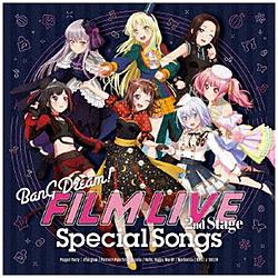 (アニメーション)/ 劇場版「BanG Dream! FILM LIVE 2nd Stage」Special Songs 通常盤