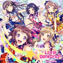 インディーズ 【店頭併売品】 Poppin'Party/ Live Beyond!! 通常盤