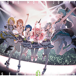 インディーズ MORE MORE JUMP!/ MORE MORE JUMP! SEKAI ALBUM vol.1 グッズ付初回生産限定盤