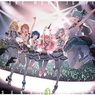インディーズ MORE MORE JUMP!/ MORE MORE JUMP! SEKAI ALBUM vol.1 通常盤
