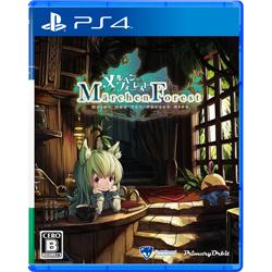 メルヘンフォーレスト 通常版 【PS4ゲームソフト】