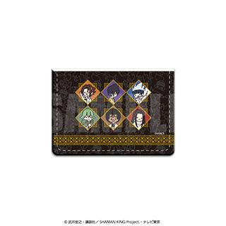 プレイフルマインドカンパニー 「SHAMAN KING」付箋ブック PlayP-A