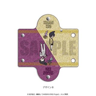 プレイフルマインドカンパニー 「SHAMAN KING」クリアマルチポーチPlayP-B梅宮竜之介&道 蓮