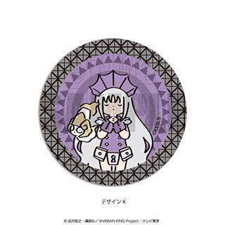 プレイフルマインドカンパニー 「SHAMAN KING」ダイヤカットクリアアクリルコースター PlayP-Kジャンヌ