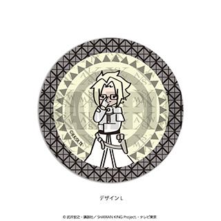 プレイフルマインドカンパニー 「SHAMAN KING」ダイヤカットクリアアクリルコースター PlayP-L マルコ