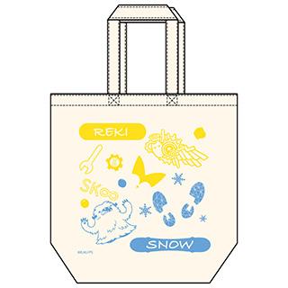GRANUP SK∞ エスケーエイト キャンバストート レキ&スノー