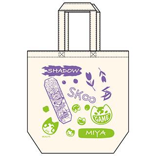GRANUP SK∞ エスケーエイト キャンバストート MIYA&シャドウ