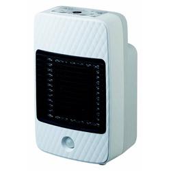 シィーネット 【在庫限り】 CDCJ305WH 電気ファンヒーター ホワイト
