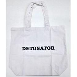 DETONATOR DeToNator(デトネーター) トートバッグ白