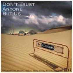 ELLEGARDEN/ DON'T TRUST ANYONE BUT US [ELLEGARDEN /CD]