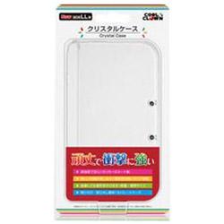クリスタルケース (New 3DS LL用)【New3DS LL】 [DJ-N3LCC-CL]