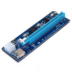 ライザー1号 SC-RZC1000 (PCI-Express x16 - PCI-Express x1変換ボード)