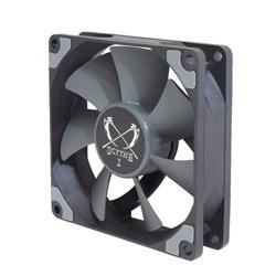 高精度密閉型FDBベアリング採用システムファン 「KAZE FLEX92 PWM 2300rpm」 KF9225FD23-P