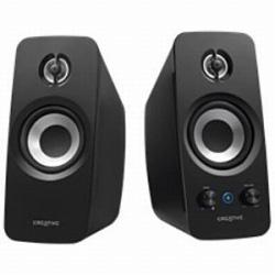 SP-T15W スマホ/タブレット対応 ワイヤレススピーカー Creative T15 Wireless (Bluetooth/アナログ/ブラック)