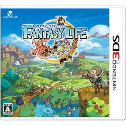 ファンタジーライフ【3DS】   [ニンテンドー3DS]