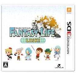 〔中古〕 ファンタジーライフ LINK!【3DS】