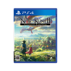 二ノ国II レヴァナントキングダム 通常版 【PS4ゲームソフト】