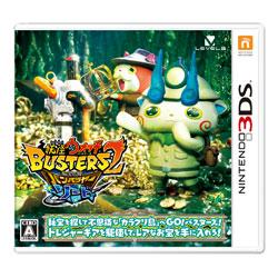 [Used] specter watch Busters 2 treasure legend Banbaraya Sword [3DS]