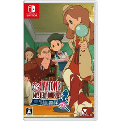 [Used] Layton Mystery Journey Katori Ailment and millionaire conspiracy DX [Switch]