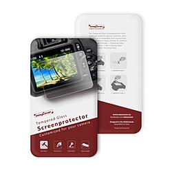 イージーカバー 強化ガラス液晶保護フィルム EOS 7D Mark II 用