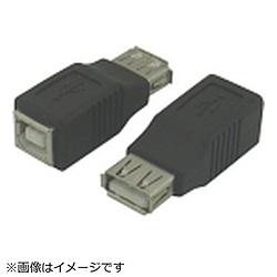 [USB-A メス−メス micro USB]中継アダプタ 変換名人 USBAB-USBBB