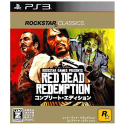 [Used] Rockstar Classics Red Dead Redemption: Complete Edition (re Bargain Edition) [PS3]