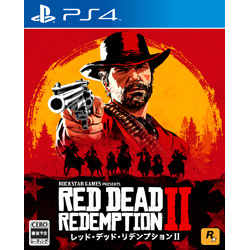 [Used] Red Dead Redemption 2 Normal Edition PS4]