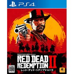 【在庫限り】 レッド・デッド・リデンプション2 通常版 【PS4ゲームソフト】