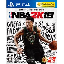 [使用] NBA 2K19普通版PS4]