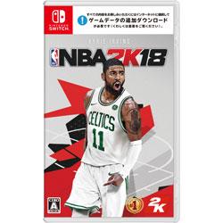 〔中古〕 NBA 2K18【Switch】