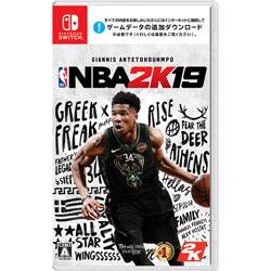 [Used] NBA 2K19 [Switch]