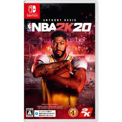 NBA 2K20 【Switchゲームソフト】