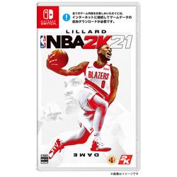 〔中古品〕 NBA 2K21 HAC-P-AX6QA 【Switch】