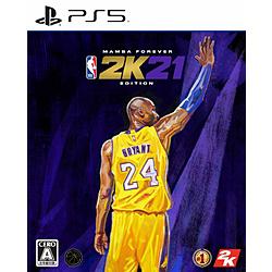 【店頭併売品】 NBA 2K21 マンバ フォーエバー エディション 【PS5ゲームソフト】