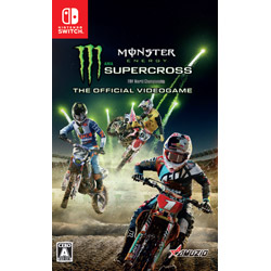 [Used] Monster Energy Supercross - The Official Videogame [Switch]