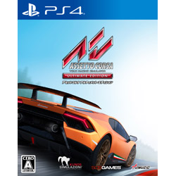 [Used] asset Corsa Ultimate Edition [PS4]
