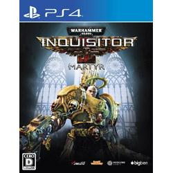 ウォーハンマー 40,000:Inquisitor - Martyr 【PS4ゲームソフト】 ※オンライン専用