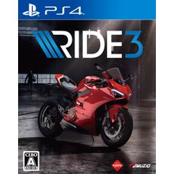 [未開封產品] RIDE3(路線3)[PS4]