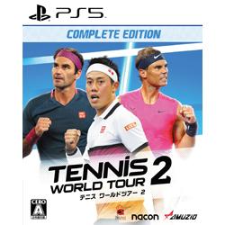 テニス ワールドツアー 2 COMPLETE EDITION 【PS5ゲームソフト】