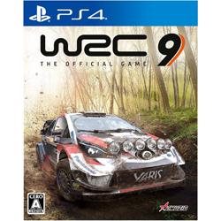 WRC9 FIA ワールドラリーチャンピオンシップ 【PS4ゲームソフト】