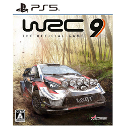 WRC9 FIA ワールドラリーチャンピオンシップ 【PS5ゲームソフト】