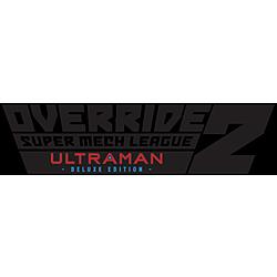 オーバーライド 2:スーパーメカリーグ ULTRAMAN DX Edition 【PS4ゲームソフト】