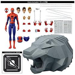 塗装済み完成品 スパイダーマン:スパイダーバース SVアクション ピーター・B・ パーカー/スパイダーマン