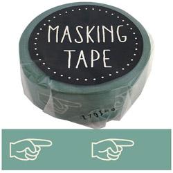 マスキングテープ ユビ W01-GMT-0009