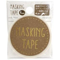 マスキングテープ 4mm White W01-MT4-0001