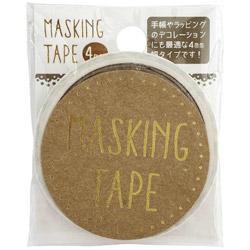 マスキングテープ 4mm レース W01-MT4-0011