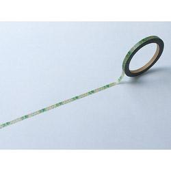 スケジュール用マスキングテープ4mm出勤 W01-TM4-0001