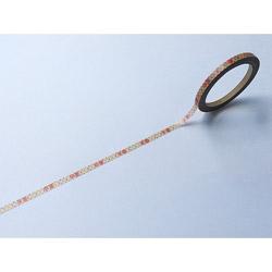 スケジュール用マスキングテープ4mm早番 W01-TM4-0003